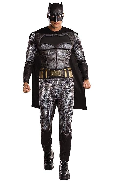 da adulto Rubies Guanti da Batman accessorio ufficiale del film Dawn of Justice