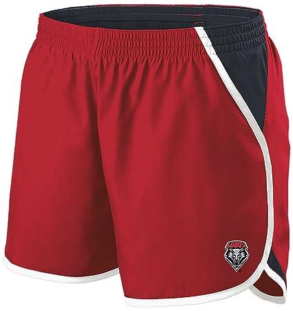 Medium Maroon//Black//White NCAA Texas State Bobcats Womens Energize Short