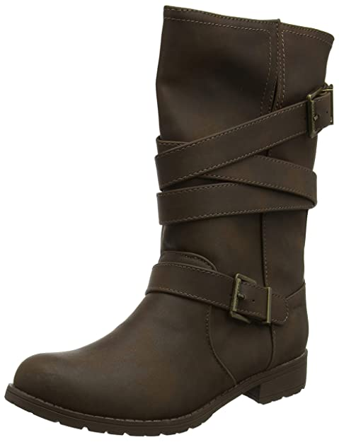 9e3d8b0a Rocket Dog Bruly, Botas de Motorista para Mujer: Amazon.es: Zapatos ...