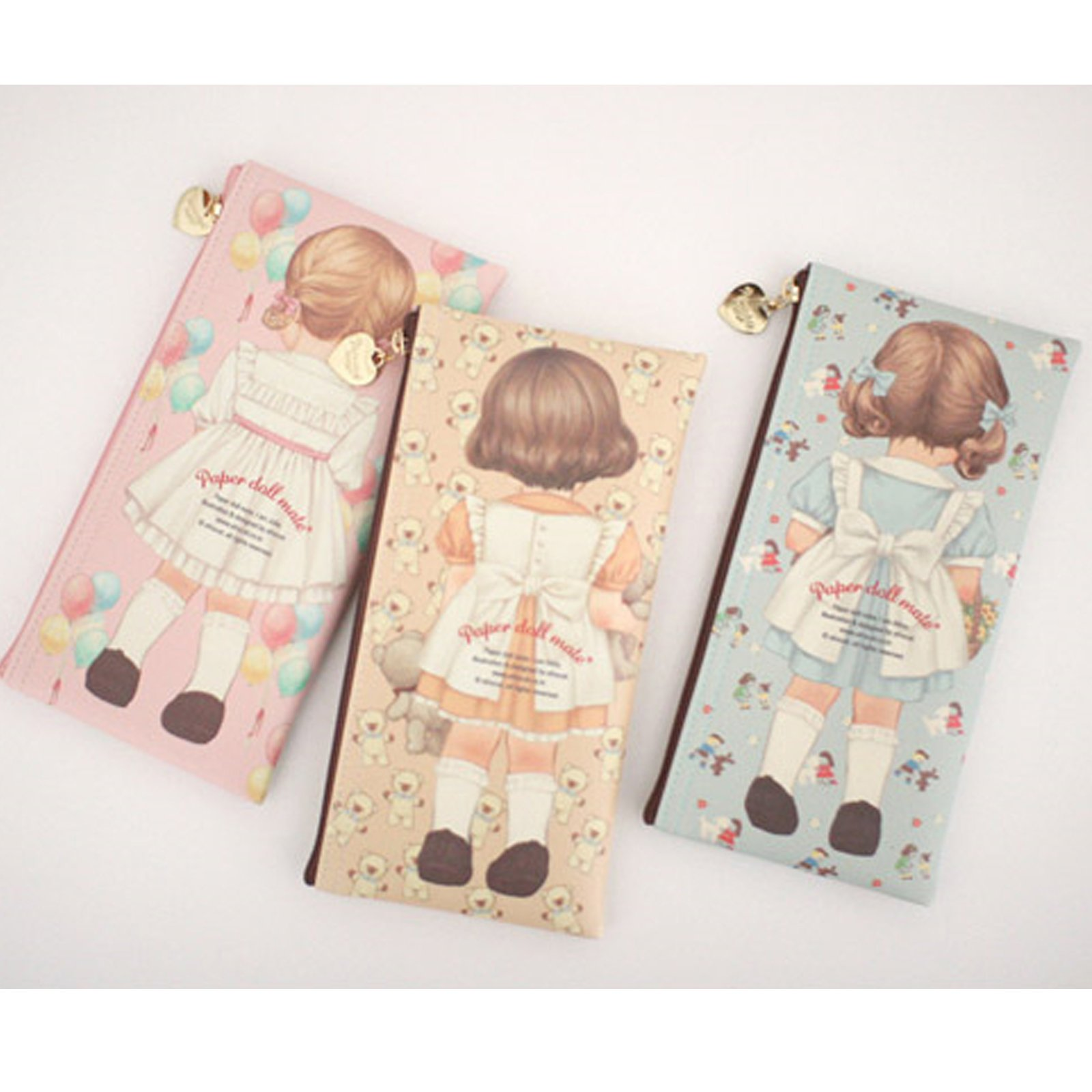 paperdollmate pencase ver011_toy Julie by paper doll mate (Image #5)