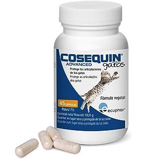 COSEQUIN SE506115 Cuidado Cadera y Articulaciones Canino Gatos 45Cap