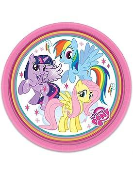 Amscan International - Cubertería para Fiestas My Little Pony (998465): Amazon.es: Juguetes y juegos