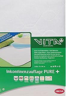 Frankenstolz Wash Cotton Spannauflage Matratzenschutz kochfest Baumwolle f.a.n