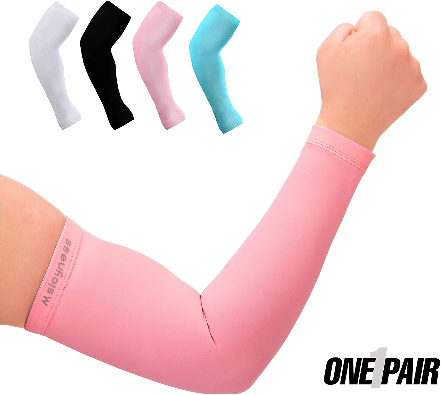 Msicyness Cover Arm Sleeves...
