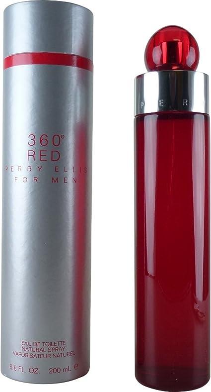 perfume perry ellis 360 rojo hombre