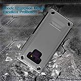 Galaxy Note 9 Case, Samsung Note 9 Case [Soft TPU