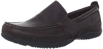 ce1e757fd5d Amazon.com | Hush Puppies Men's Accel MT Slip-On | Loafers & Slip-Ons