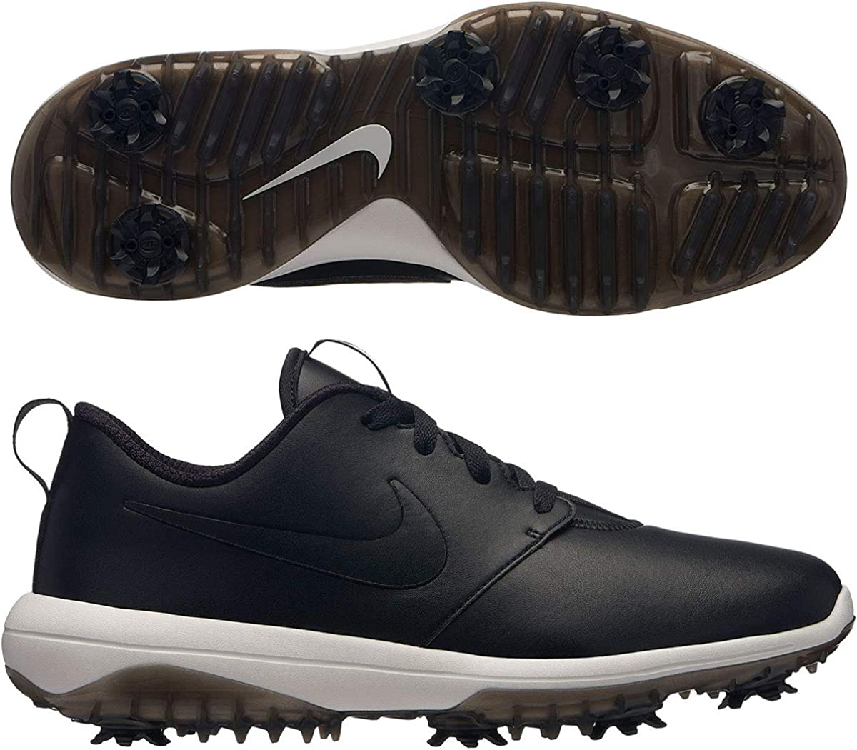 Amazon Com Nike Golf Roshe G Tour Black Summit White 11 Golf