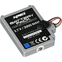 KMD 3000mAh Rechargable Internal Battery Pack for Nintendo WiiU