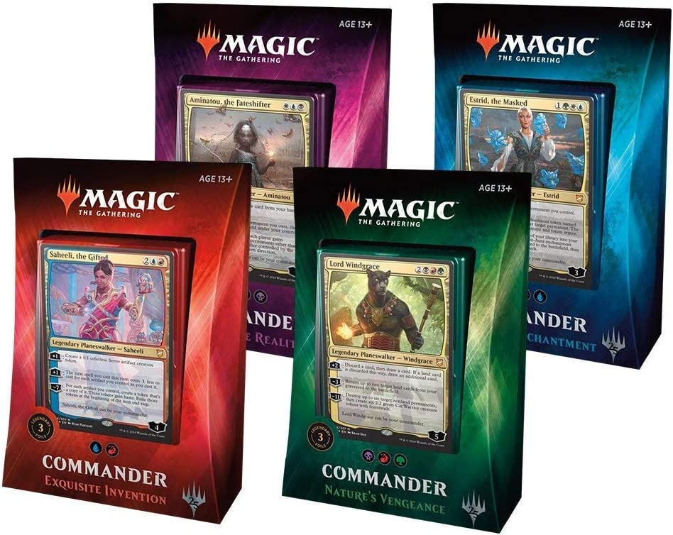 Adaptive Enchantment Commander 2018 Deck