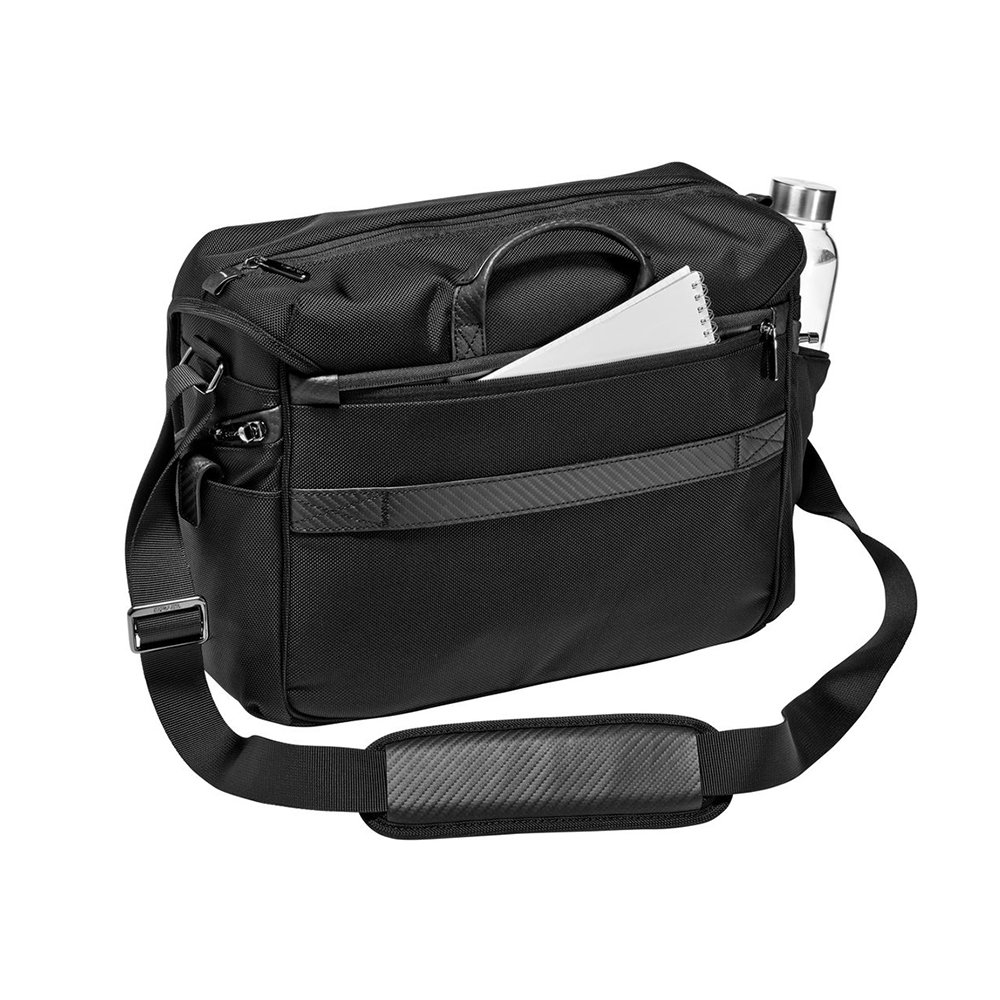 13 Laptop Up to 3 Lenses Gitzo Century Traveler Messenger Bag For DSLR Camera