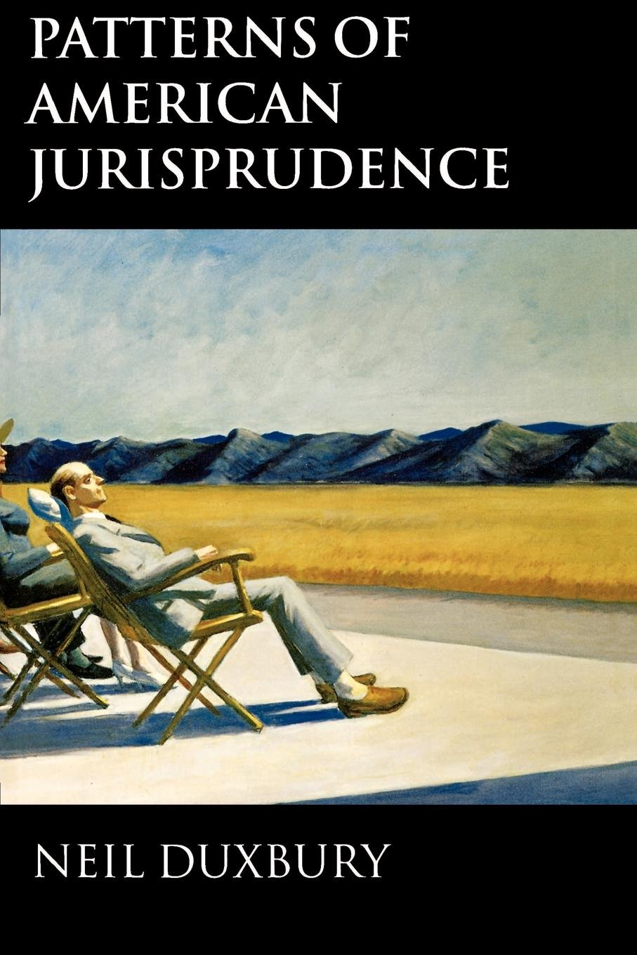 Patterns of American Jurisprudence by Clarendon Press