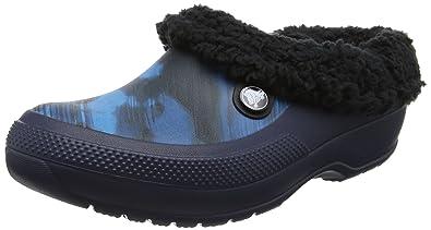 0cc9876b652a3 Crocs Classic Blitzen III Graphic Blue Jean size EU 37-38 - US M5/