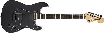 Amazoncom Fender Jim Root Signature Stratocaster Electric Guitar