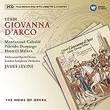 """Verdi : Giovanna d'Arco (""""Jeanne d'Arc"""")"""