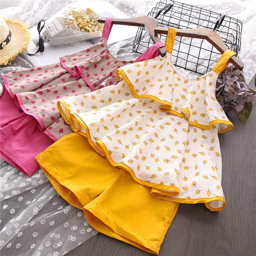 Cheng Jian Bo Huge Shredded Jamaica Flag Toddler Girls T Shirt Kids Cotton Short Sleeve Ruffle Tee