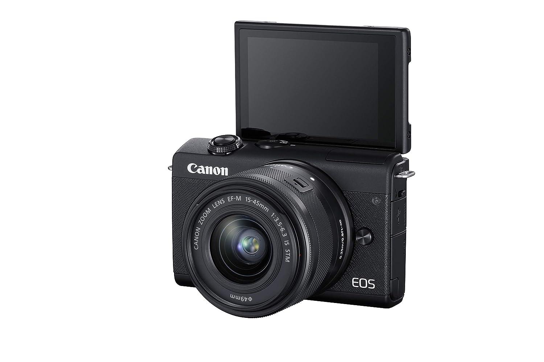 Best Camera Under 50000 In India 2020 canon-eos-m200