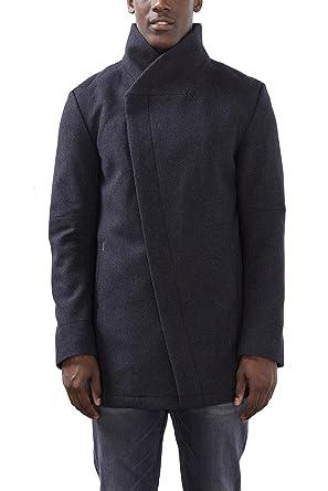 Edc wattierter mantel