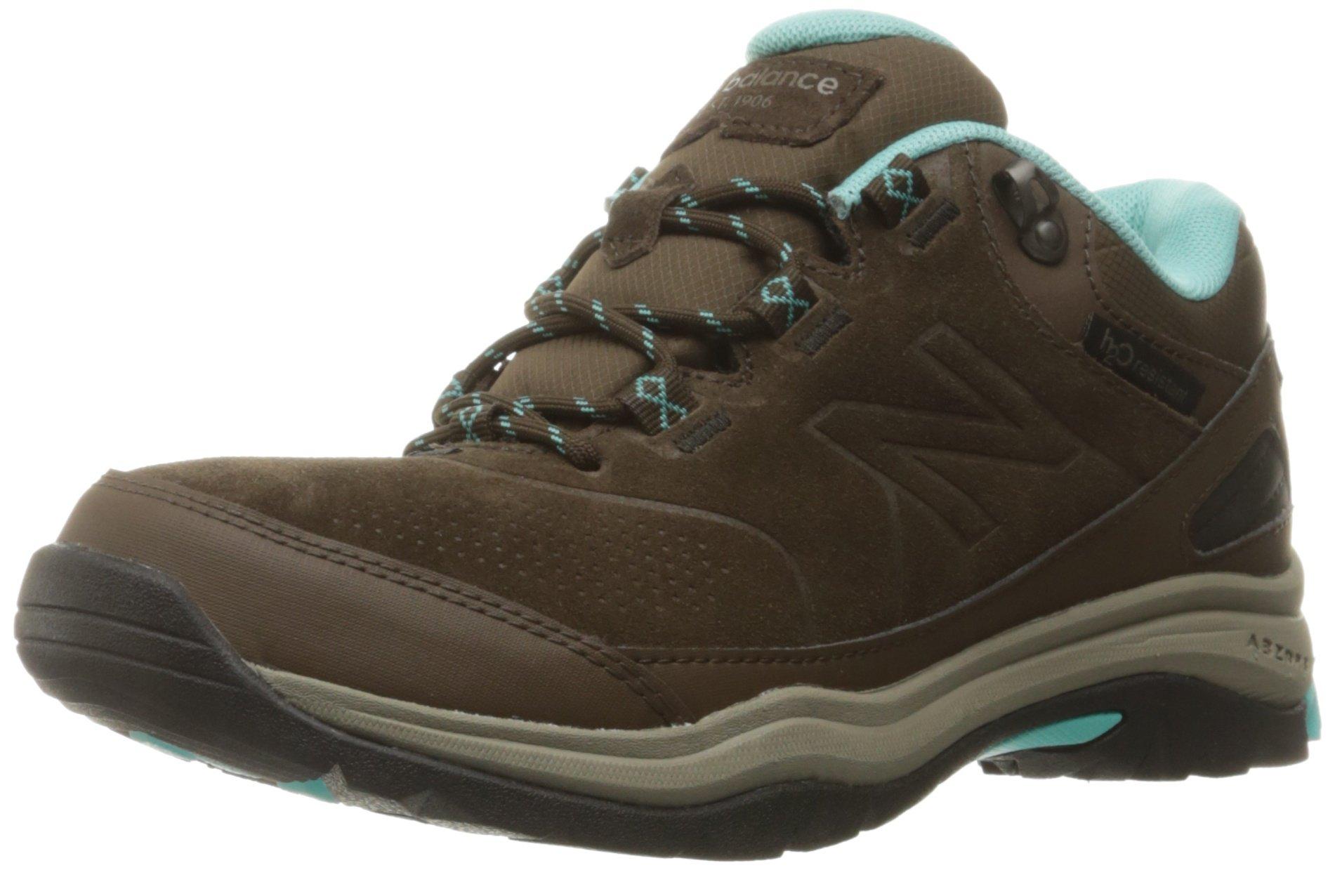 New Balance Women's 779v1 Trail Walking Shoe, Brown, 6.5 D US