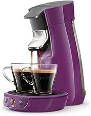 Philips HD6561/51 Machine à Café à dosettes SENSEO Viva Café Grise