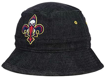 Amazon.com   Mitchell   Ness New Orleans Pelicans NBA All-Denim ... a2dff0fba