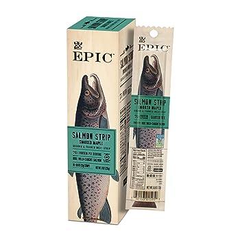 Epic Provisions Wild Caught Smoked Salmon