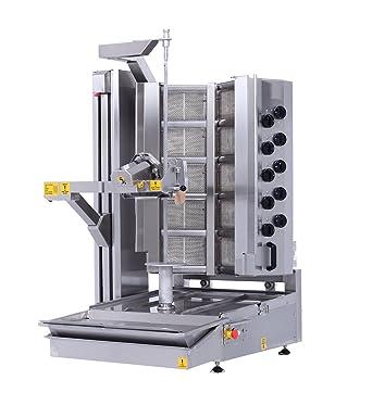 DEKOR ROBOT DONER MACHINE GAS COOKER 10 BURNERS: Amazon.es: Industria, empresas y ciencia