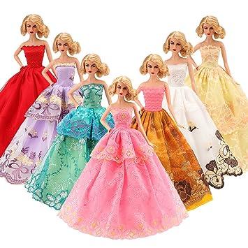 Puppen & Zubehör 4 barbie puppen nur als set zum verkaufen