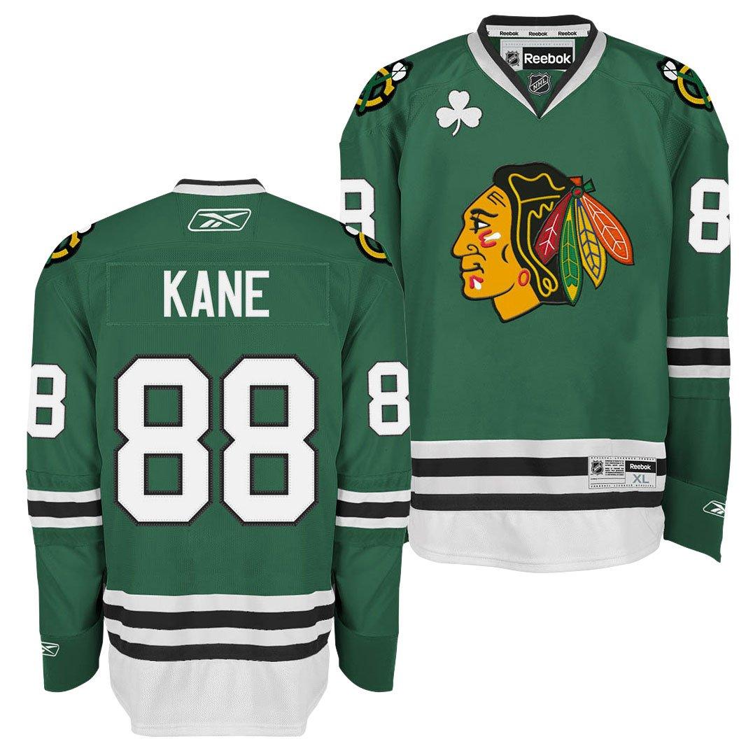 hot sale online 32c6d 80c6f Reebok Chicago Blackhawks Patrick Kane Premier Jersey