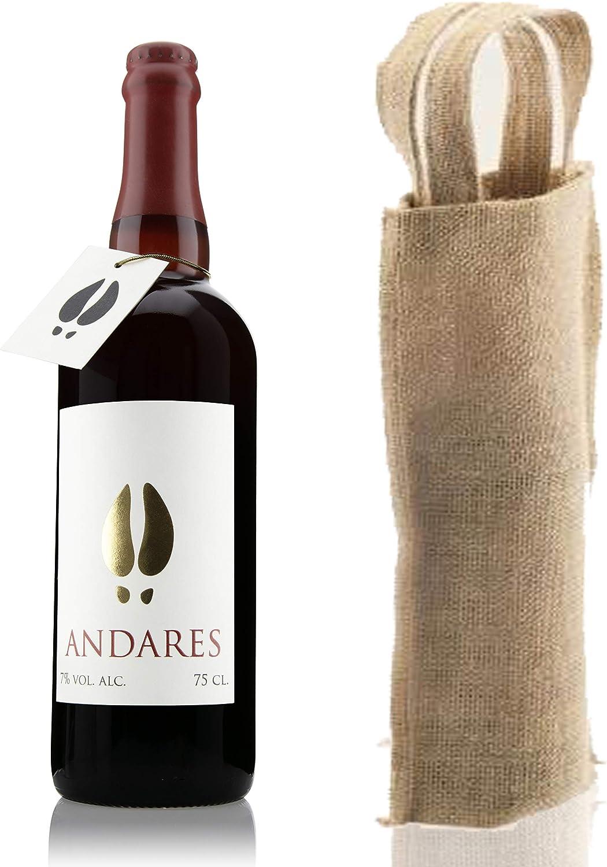CEREX- Pack 2 Cervezas Artesanas Españolas– Cerveza de Andares ...