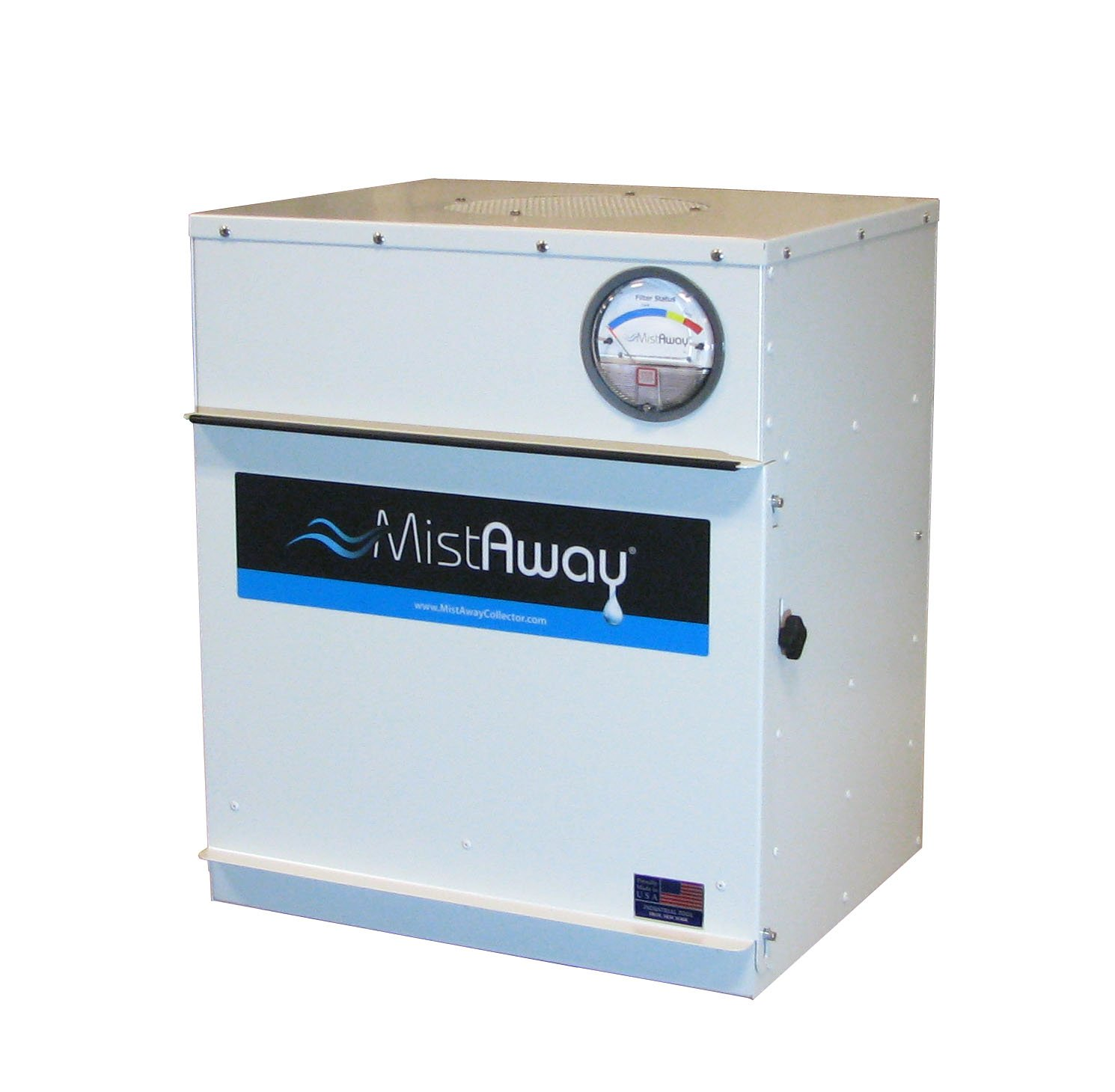 Mistaway Oil Mist Collector, MA700B, 700 CFM by MistawayCollector.com