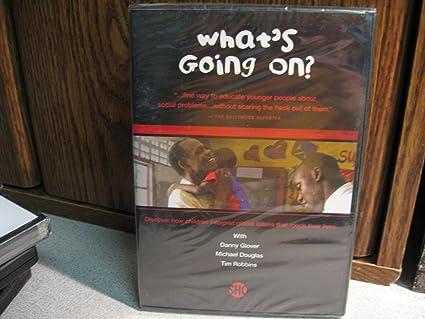 Amazon.com: Whats Going On? - Danny Glover, Michael Douglas ...