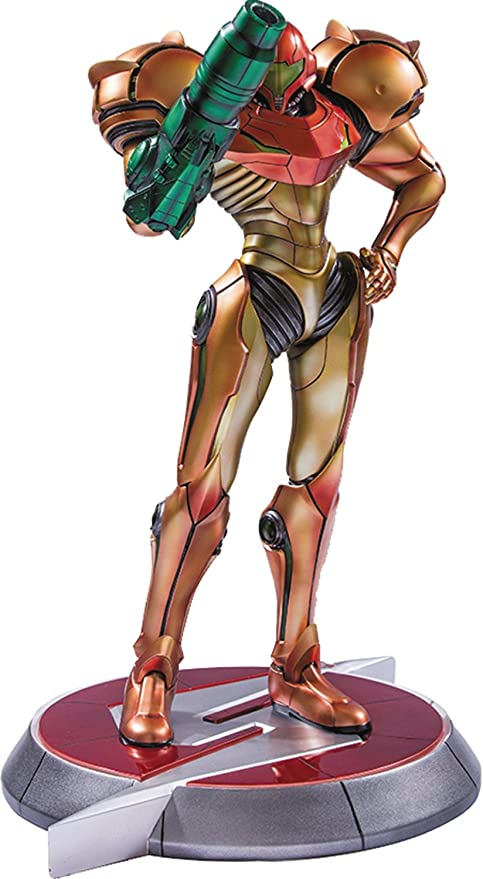 amazon com first 4 figures metroid prime samus varia suit statue