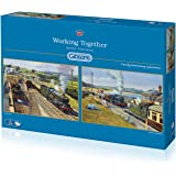 Gibsons Working Together Jigsaw Puzzles (2 x 500 Pieces)