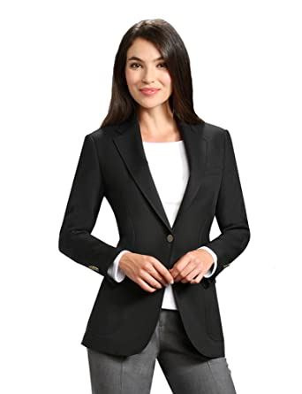 8e8b55b69f83b Neil Allyn Womens Blazers for Work Casual Professional Office Jackets Plus  Size Long Sleeve at Amazon Women's Clothing store: