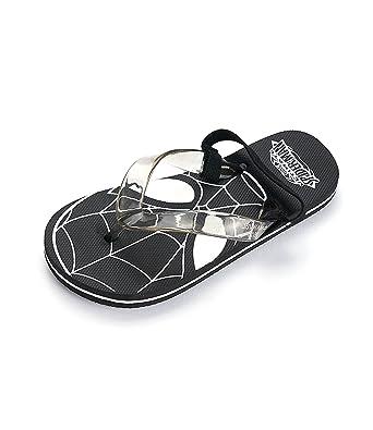Spiderman Garçon Tongs de bain - noir: Amazon.fr: Vêtements et accessoires