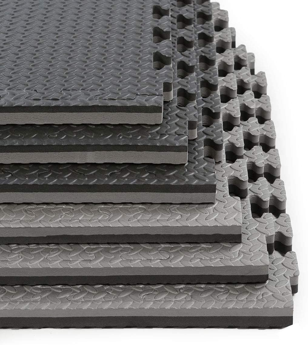 Clevr Interlocking Foam Mats