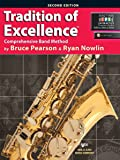 W61XE - Tradition of Excellence Book 1 - Alto Saxophone