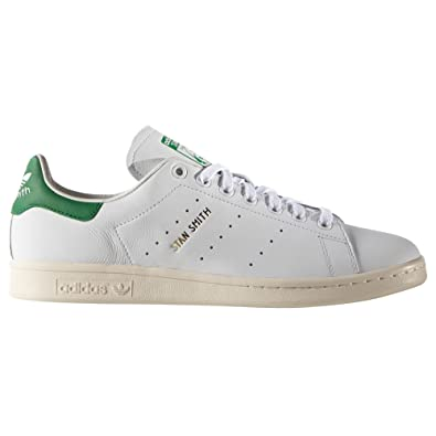 Damen Schuhe sneakers Adidas Originals Stan Smith S75074 - WEIβ zTTmVJMEgg