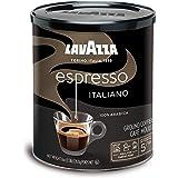 Lavazza Espresso Italiano - Ground Coffee, 8-Ounce