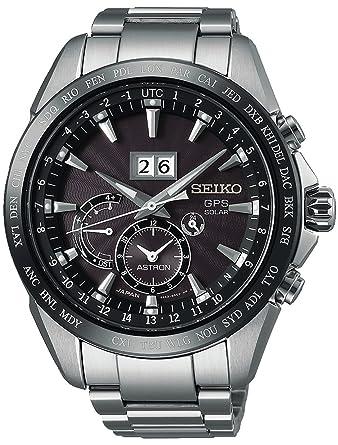 4c9e536f2fe Montre Seiko Astron homme SSE149J1  Amazon.fr  Montres