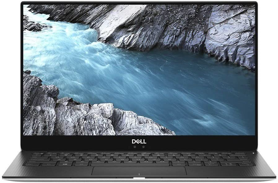 Dell XPS 9370 13.3in 4K UHD Touchscreen Laptop PC - Intel Core i7-8550U 4.0GHz, 16GB, 512GB SSD, Wi-Fi, Bluetooth, Webcam, Windows 10 Pro - Silver (Renewed)