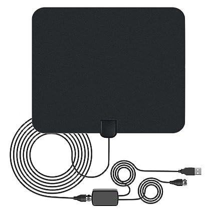Review TV HDTV Antenna Digital