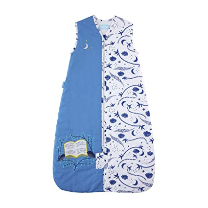 Grobag Rob Ryan Night Fall - Saco de dormir (2,5 tog, 6