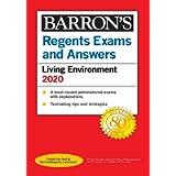 Regents Exams and Answers: Living Environment 2020 (Barron's Regents NY)
