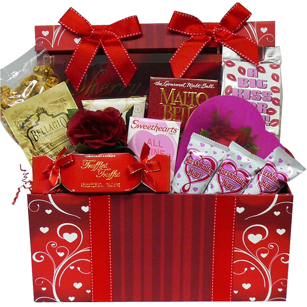 Art of Appreciation Gift Baskets Sweet Love Valentine's Day ...