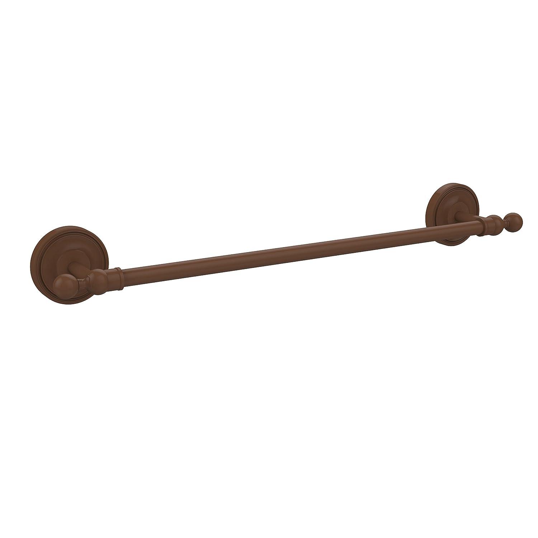 Antique Bronze Allied Brass R-41//24-ABZ 24-Inch Towel Bar