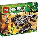 LEGO Ninjago 9449 - Cingolato supersonico