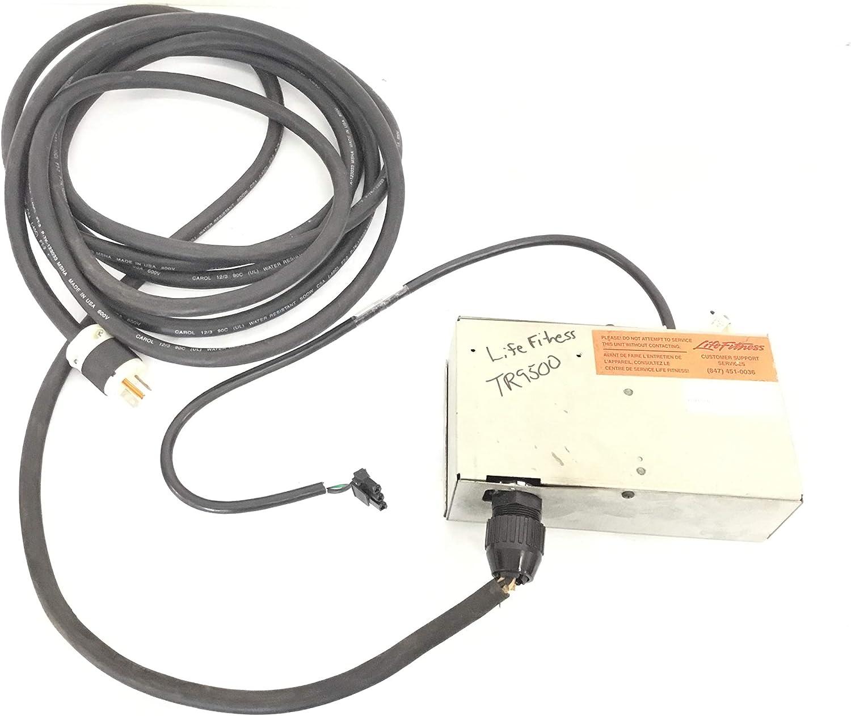 Omnihil 15 Feet AC Power Cord Compatible with LifeSpan TR1200i TR3000e TR4000i Folding Treadmill TR2000e TR3000i