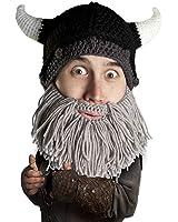 Beard Head - The Original Barbarian Looter Knit Beard Hat